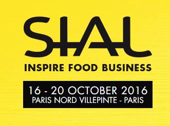 Sial Paris Exhibition 2016